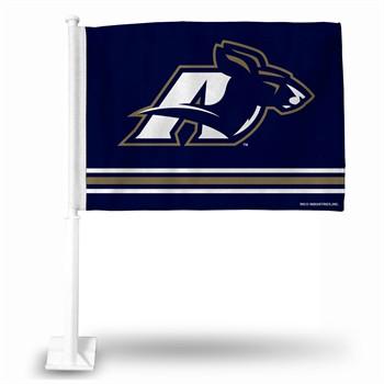 Akron Zips Car Flag