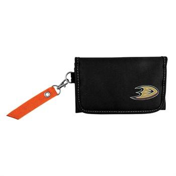 Anaheim Ducks Ribbon Organizer Wallet