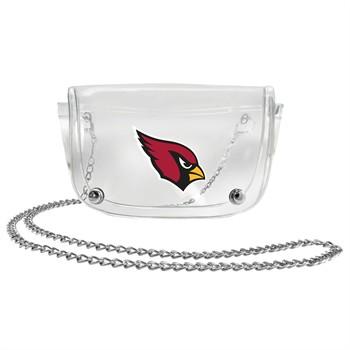 Arizona Cardinals Clear Waistpack