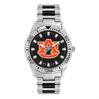 Auburn Tigers Men's Heavy Hitter Watch