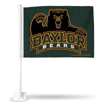 Baylor Bears College Car Flag