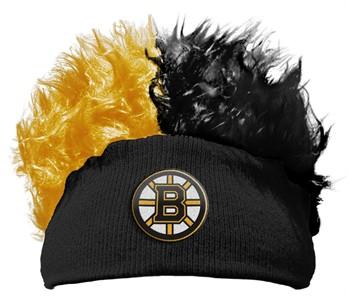 Boston Bruins Flair Hair Beanie