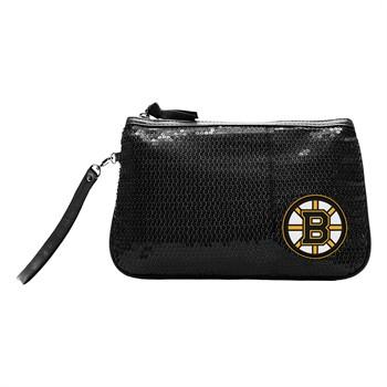 Boston Bruins Stat Wristlet