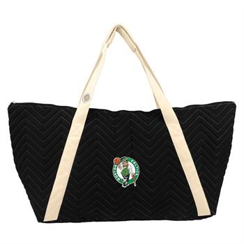 Boston Celtics Chevron Stitch Weekender Bag