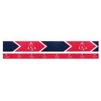 Boston Red Sox Headband Set