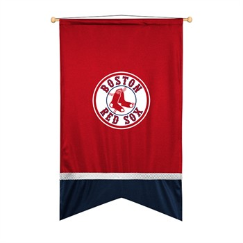 Boston Red Sox Sidelines Wall Flag