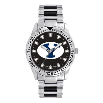 BYU Cougars Men's Heavy Hitter Watch