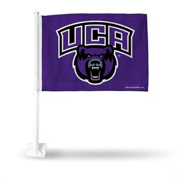 Central Arkansas Bears Car Flag