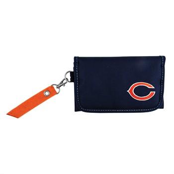 Chicago Bears Ribbon Organizer Wallet