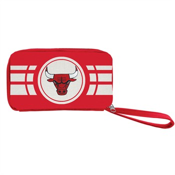 Chicago Bulls Ripple Zip Wallet