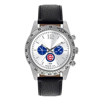 Chicago Cubs Men's Letterman Watch