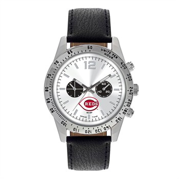 Cincinnati Reds Men's Letterman Watch