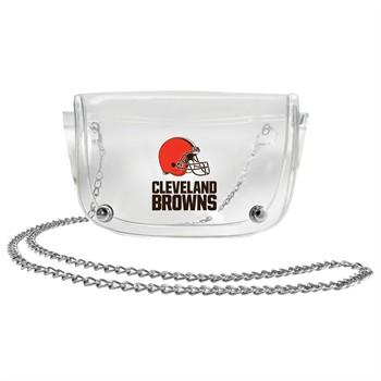 Cleveland Browns Clear Waistpack