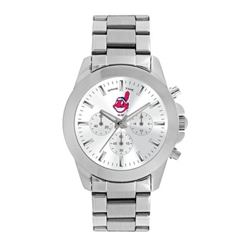 Cleveland Indians Ladies Knockout Watch