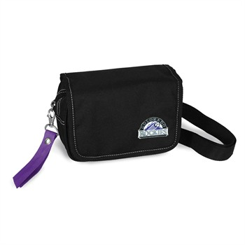 Colorado Rockies Ribbon Waist Pack Purse