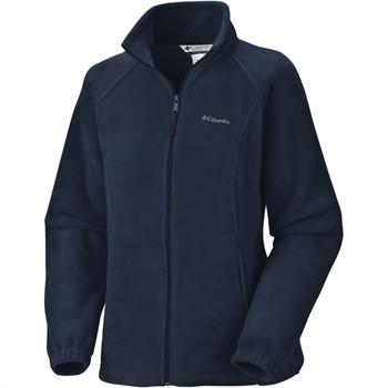 Columbia Women's Benton Springs Custom Fleece Jacket - FREE Embroidery