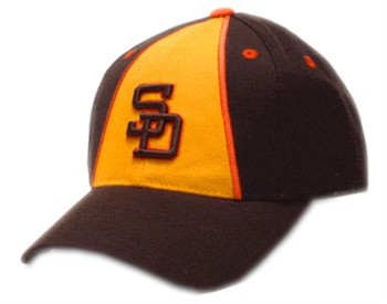 cooperstown san diego padres 1984 fitted throwback