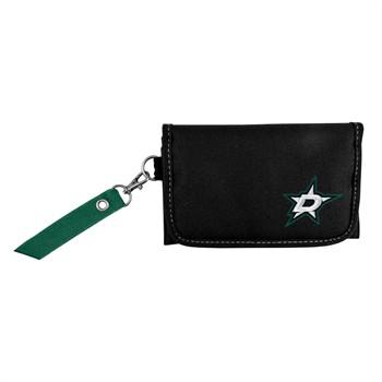Dallas Stars Ribbon Organizer Wallet