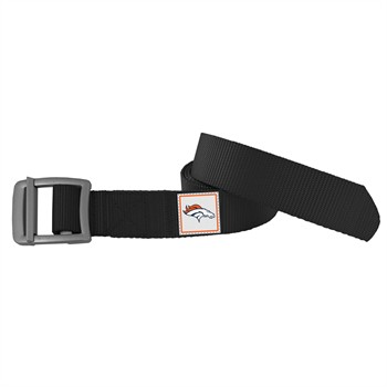 Denver Broncos Black Field Belt