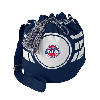 Detroit Pistons Ripple Drawstring Bucket Bag