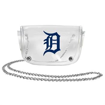 Detroit Tigers Clear Waistpack