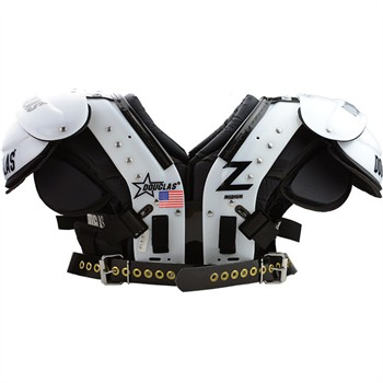 Douglas SP56Z Adult Football Shoulder Pads - Multi-Position