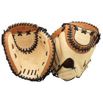 "Easton SYFP2000 Synergy Fastpitch 33"" Catchers Mitt - Left Hand Throw"