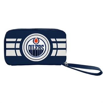 Edmonton Oilers Ripple Zip Wallet