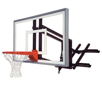 HOOPS PLUS - Let the Games Begin! - Basketball Wall Roof Mounts
