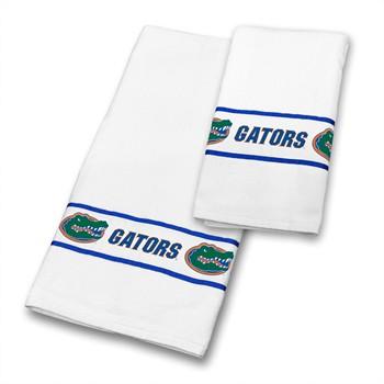 Florida gators bath towel set - Florida gators bathroom decor ...