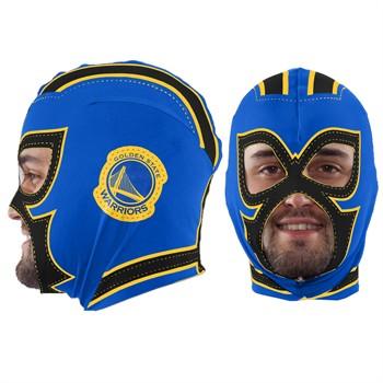 Golden State Warriors Fan Mask