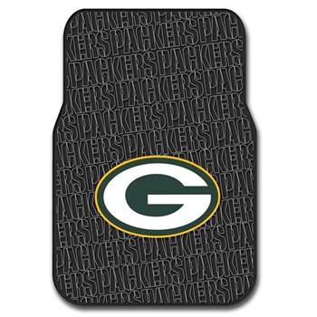 Green Bay Packers Car Floor Mats