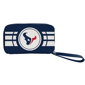 Houston Texans Ripple Zip Wallet
