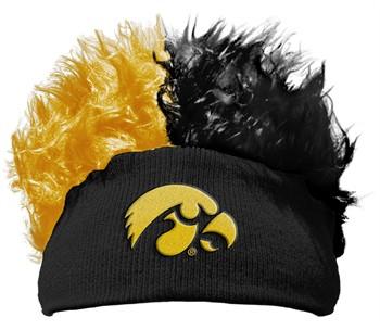 Iowa Hawkeyes Flair Hair Beanie