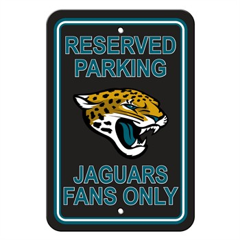 Jacksonville jaguars reserved parking sign for International decor outlet jacksonville