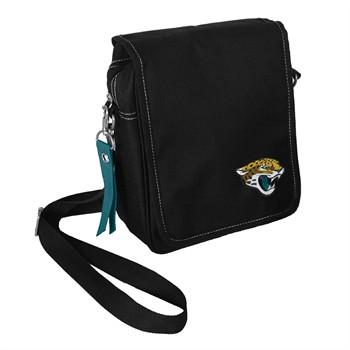 Jacksonville Jaguars Ribbon Satchel