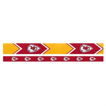 Kansas City Chiefs Headband Set