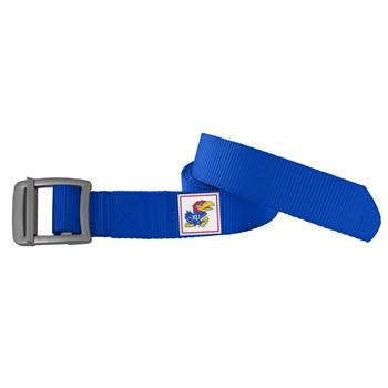 Kansas Jayhawks Royal Field Belt