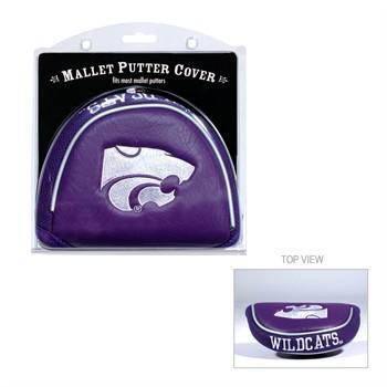 Kansas State Wildcats Golf Mallet Putter Cover