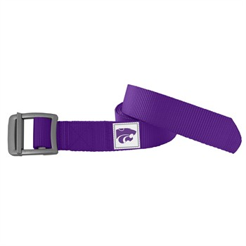 Kansas State Wildcats Purple Field Belt