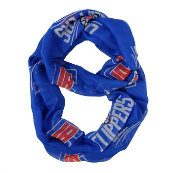 Los Angeles Clippers Alternate Sheer Infinity Scarf