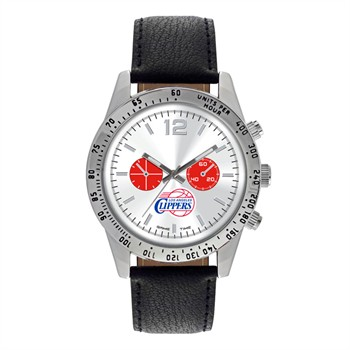 Los Angeles Clippers Men's Letterman Watch