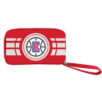 Los Angeles Clippers Ripple Zip Wallet