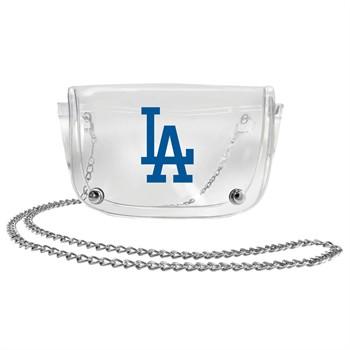 Los Angeles Dodgers Clear Waistpack