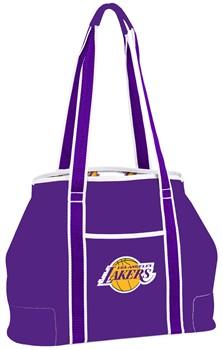 Los Angeles Lakers Hampton Tote Bag