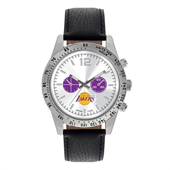Los Angeles Lakers Men's Letterman Watch