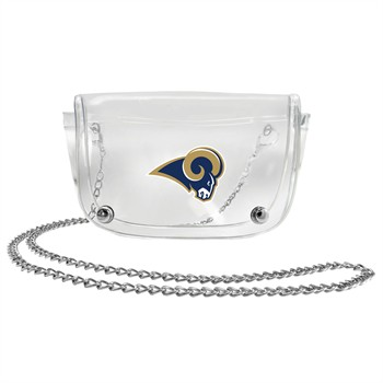 Los Angeles Rams Clear Waistpack