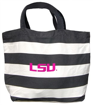 LSU Tigers Drive Tote Bag