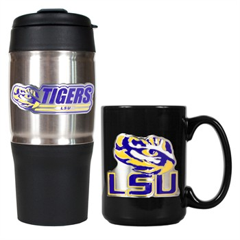 Vintage lsu coffee mug