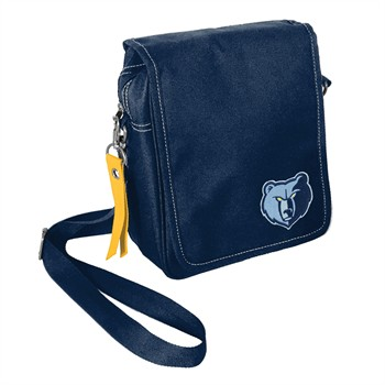 Memphis Grizzlies Ribbon Satchel